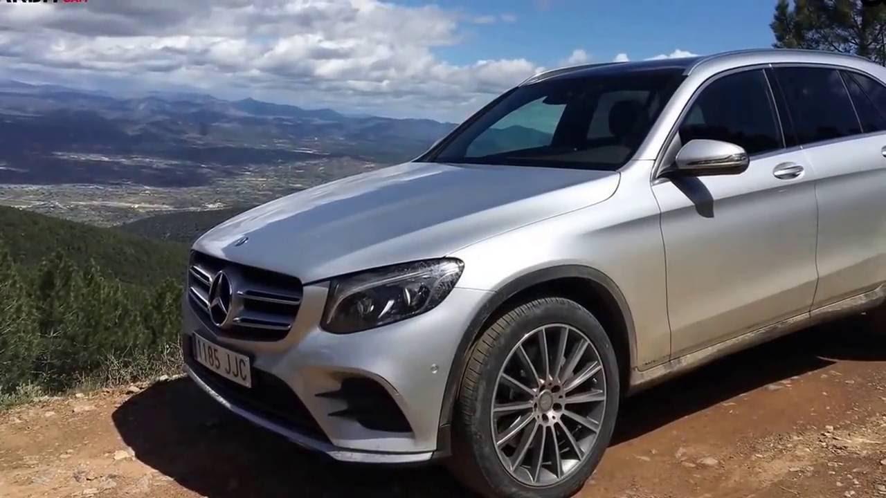 Mercedes Glc Off Road Test Youtube