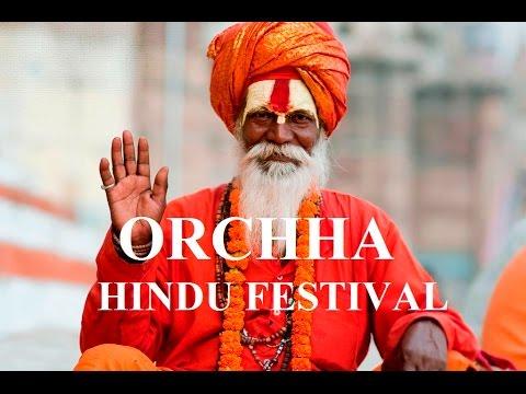 India/Orchha Hindu Festival2 Part 6 (HD)