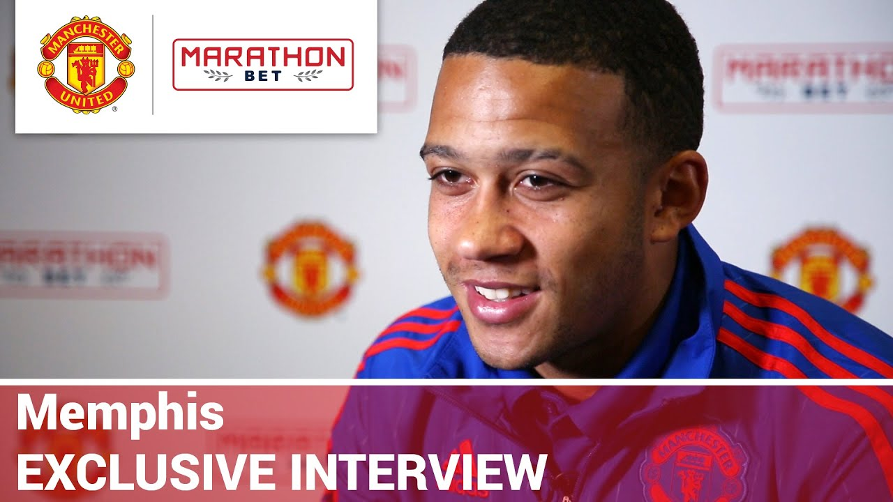 Memphis Depay: I used to play as Wayne Rooney on the Playstation