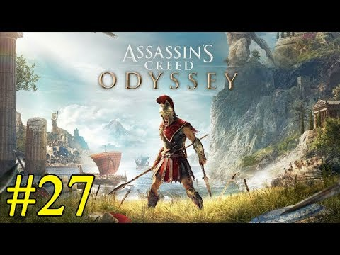 Assassin's Creed Odyssey ► Legacy of the First Blade ►№27 (Стрим)
