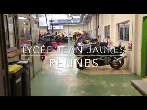 Mannequin challenge moto - Lycée Jean JAURES RENNES