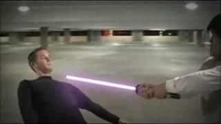CONCRETE HUSTLE lightsaber duel HQ