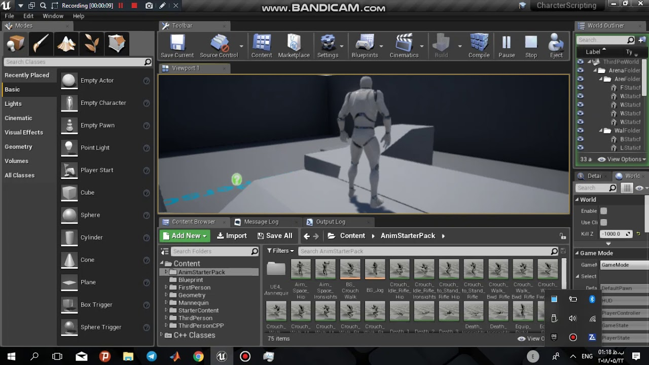 How to create Toggle button in Ue4