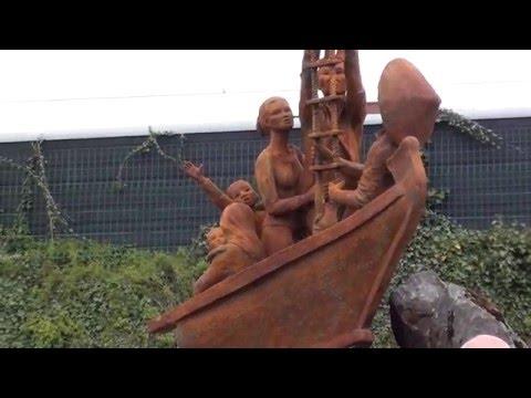 Khanh thanh Tuong Dai Thuyen Nhan o Almere  (Holland) 30 4 2016 (4/12) Nghi thuc Phat Giao