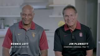 CrashCourse Launch Announcement: Ronnie Lott & Jim Plunkett