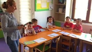 """Урок """"Развитие речи"""" в группе """"АБВГДейки"""" (5-7 лет)Ру"""