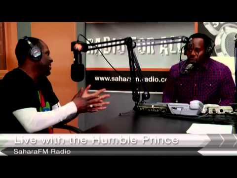 The Humble Prince Show - Gbenga Akinnagbe
