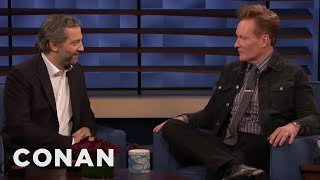 Judd Apatow & Conan On Middle Age - CONAN on TBS