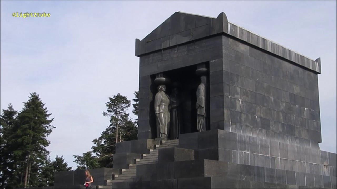 Spomenik Neznanom Junaku Avala Beograd Youtube
