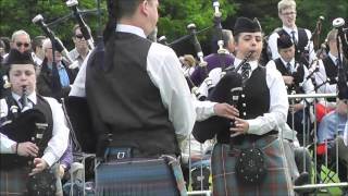 Peoples Ford Boghall And Bathgate Caledonia (Juvenile): UK Championships 2015