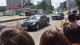 皇太子さま 雅子さま 秋田に訪問。