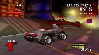 S.C.A.R.S (N64): Super Challenge with all default cars