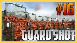 Guard Shot #16 - RAISE THOSE BACON SHIELDS!