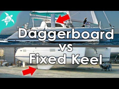 Catamaran Daggerboards Pros & Cons Discussion