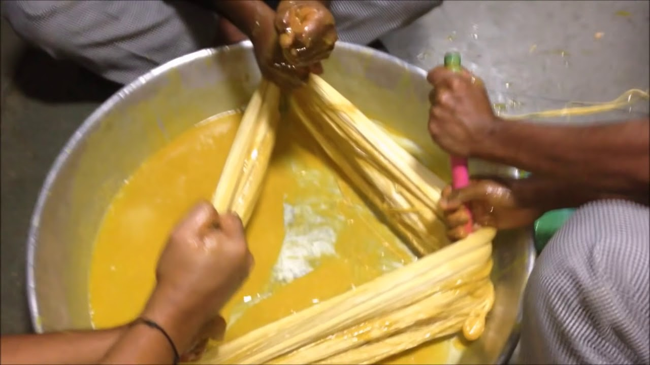How To Make Soan Papdi At Home With Pictures