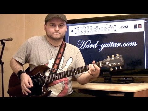 Guitar guitar tabs back in black : AC/DC Back In Black Guitar Lesson (how to play tutorial with tabs ...