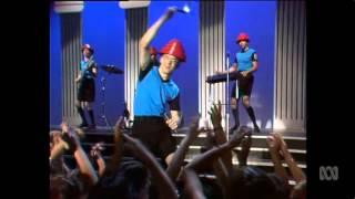 devo whip it live on countdown 1982