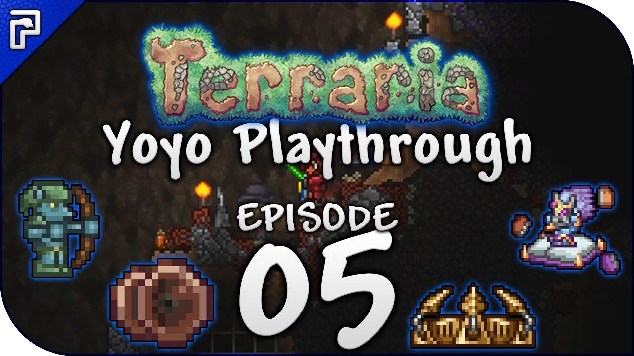 how to make a yoyo terraria