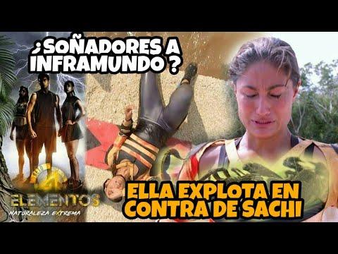 Ella DESPOTRICA contra Sachi   AVANCE CAPÍTULO 52 RETO 4 ELEMENTOS 13 de Noviembre