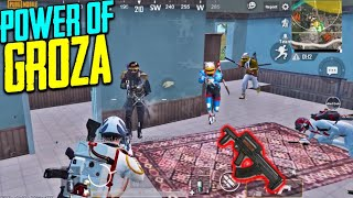 This is the Power of Groza | PUBG MOBILE (Hindi)