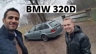 Używane BMW 320d E46 - wół roboczy, którego nie musisz kochać