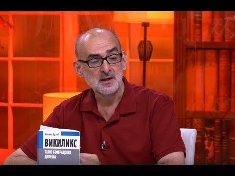 Tajne beogradkih depesa / Destruktivna Tadiceva politika - DJS - (TV Happy 14.08.2019)