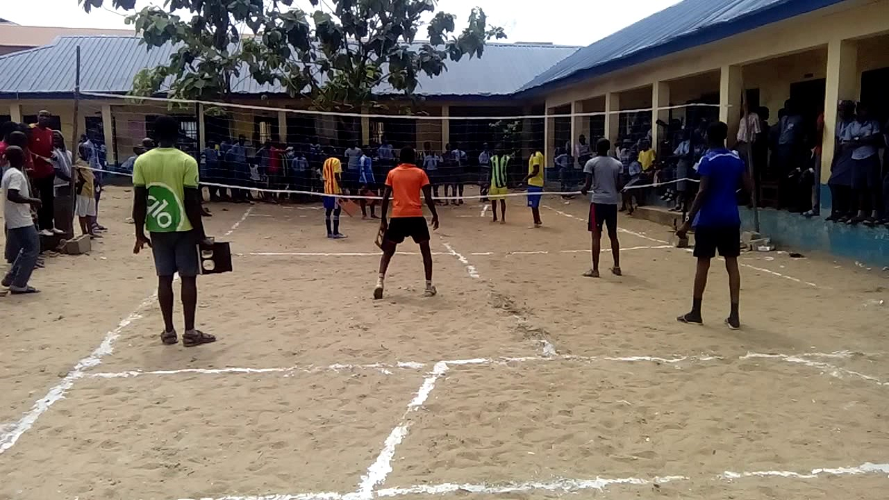 Abula Traditional Game At The 2016 Annual Inter House