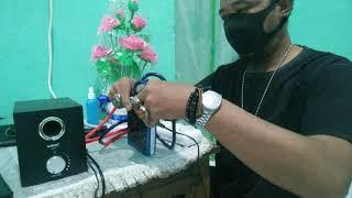 Stetoskop Elektronik Digital Multifungsi Ouput Bisa Headphone atau Sound System