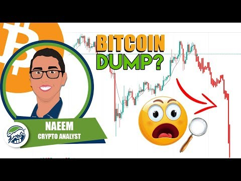 BITCOIN DUMP? 😱  MAJOR Level To WATCH THIS Weekend!