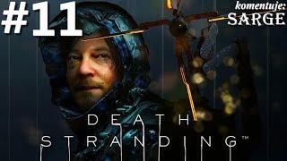 Zagrajmy w Death Stranding PL odc. 11 - Pogromca pożeracza