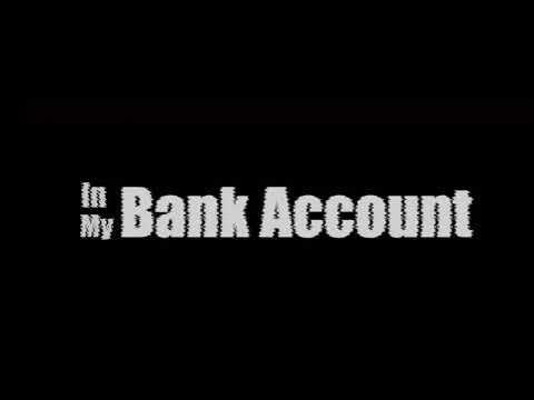Bank Account - 21 Savage  (Motion Graphic)