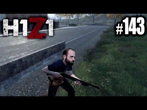 H1Z1 #143 | SURVIVAL PURO Y DURO | H1Z1 Gameplay Español