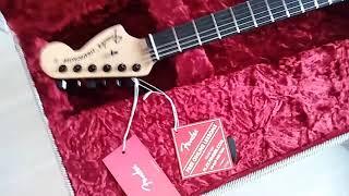 Fender Jim Root Stratocaster Unboxing (2019)