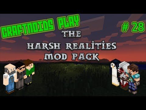 Craftnoids  Harsh Reality Series  Episode 28  The Tip of the Iceberg