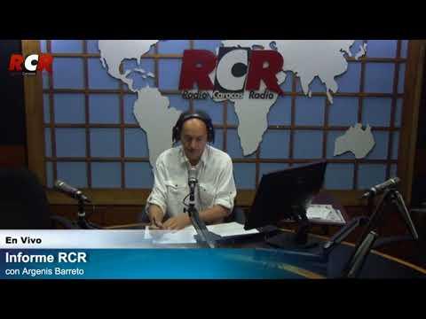 RCR750 - Informe RCR | Lunes 04/12/2017
