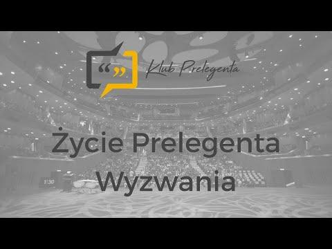 Klub Prelegenta #2 - Życie Prelegenta - Wyzwania