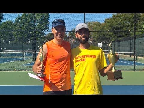 2017-09-24  - Marine Park Open 2017 - Final  - Jacob def. Dima - 6-4, 1-6, 7-5, 6-2 - Full Match