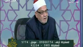 الشيخ أحمد كريمة :«يجوز توزيع الزكاة على غير المسلمين»
