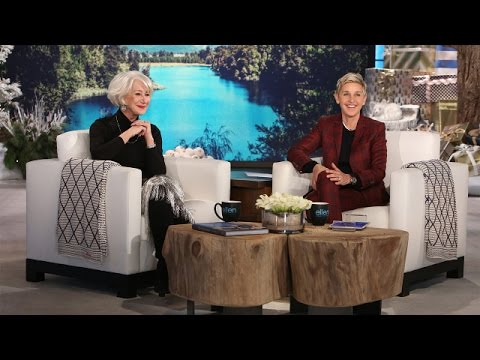 Dame Helen Mirren on 'Fast & Furious' and Cannes fragman