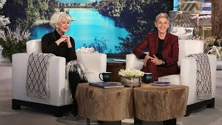 Dame Helen Mirren on 'Fast & Furious' and Cannes