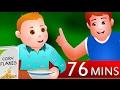 Johny Johny Yes Papa Nursery Rhymes Collection | All Johny Johny Yes Papa Kids Songs | ChuChu TV