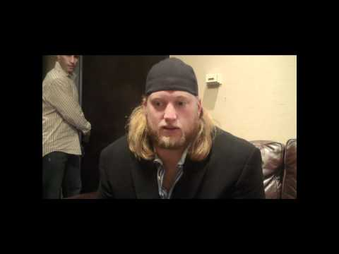 5 Minutes with Nick Mangold