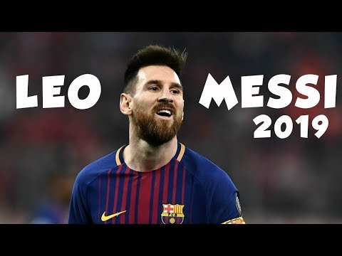 """Leo Messi """" Without Me"""" Crazy skills and goals 2019"""
