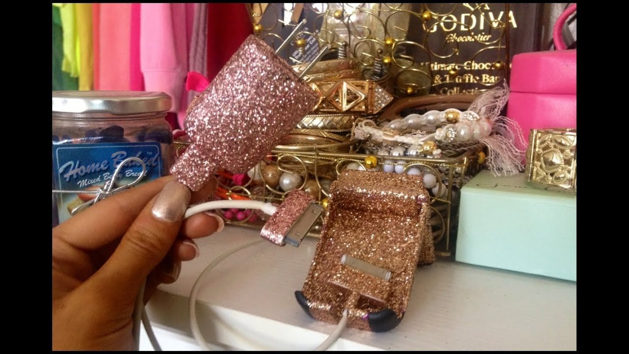 78f86d19077d ♡How To Bedazzle Your Phone Case
