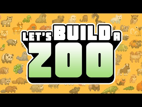 Let's Build a Zoo Reveal Trailer