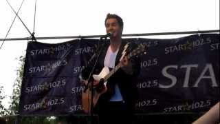 Fine By Me - Andy Grammer.MOV Botanical Gardens