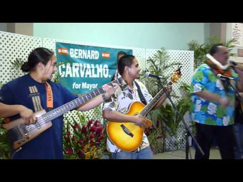 General Elections HQ on Kauai Mayor Sings