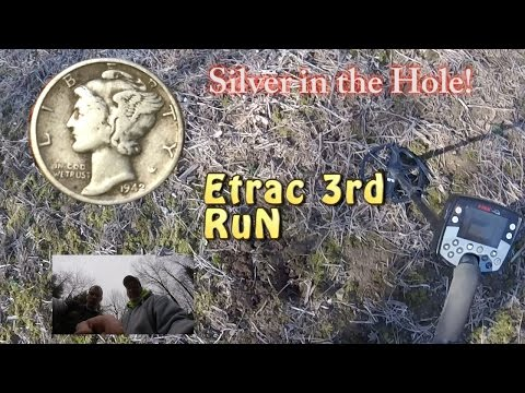 PA Coin Hounds Metal Detecting Silver Treasure on the Farm with Minelab Etrac!