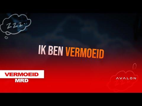 Download MRD - Vermoeid (prod. Effs) [lyric video]