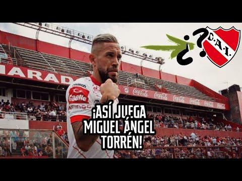 ¡ASÍ JUEGA MIGUEL ÁNGEL TORRÉN!